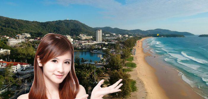 Ladyboys in Phuket treffen